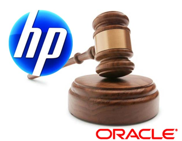 HP versus Oracle