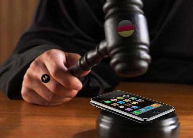 Motorola le gana un segundo asalto a Apple