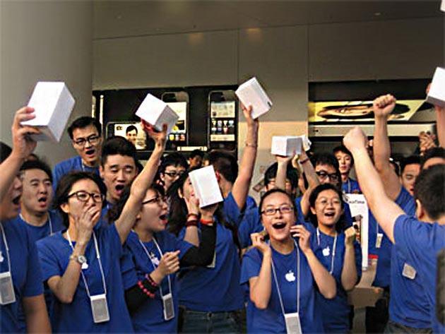 El iPhone pierde cuota de mercado en China