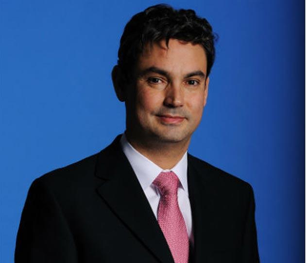 Nuevo director general de SAP Iberia, Javier Colado