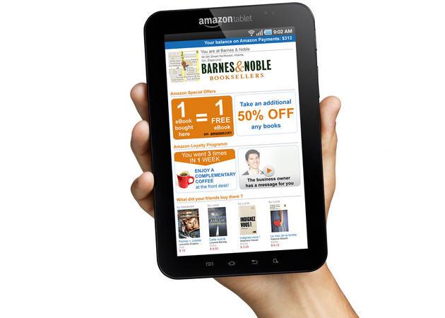 El Kindle Fire logra un 14% de cuota y bate al resto de tablet Android