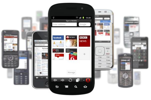 Opera presenta sus novedades en el MWC