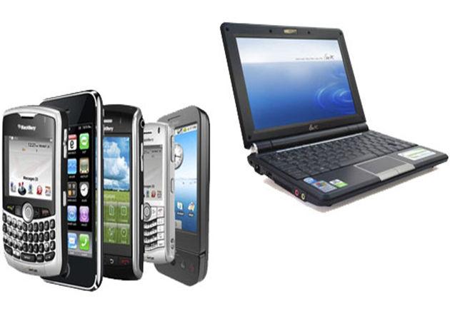 Hito histórico: las ventas de smartphones superaron las de PCs en 2011