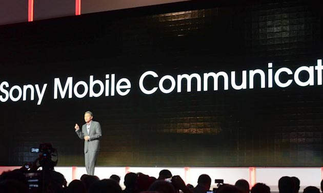 Nace Sony Mobile Communitations