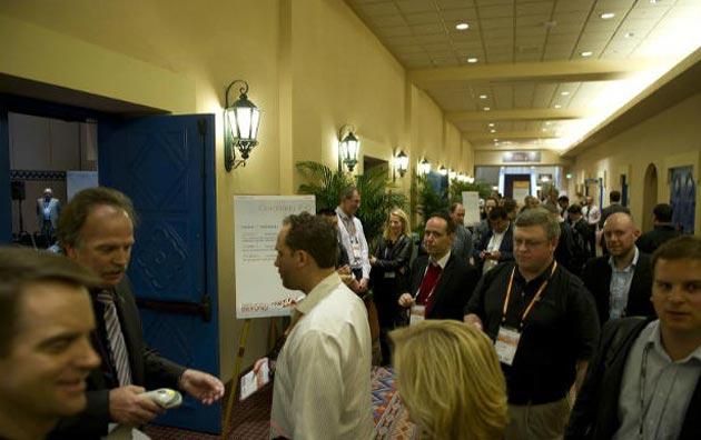 VMware Partner Exchange 2012