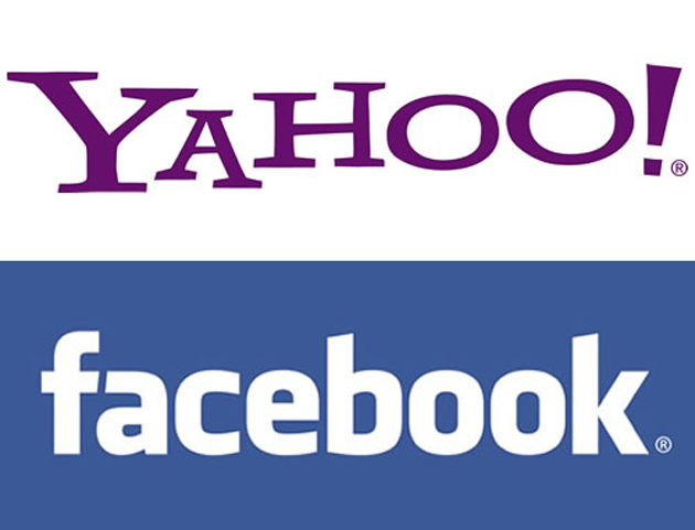 Yahoo y Facebook