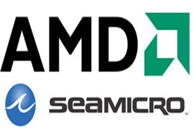 AMD adquiere Seamicro
