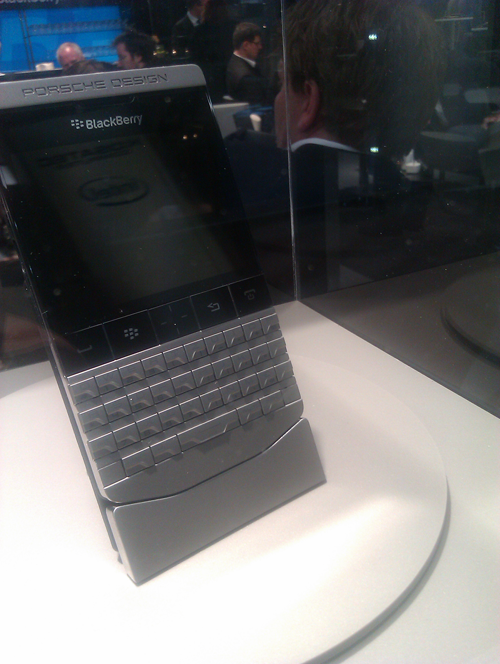 Cebit Blackberry
