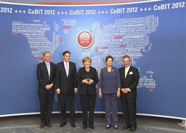 El CeBIT 2012 ya está en marcha