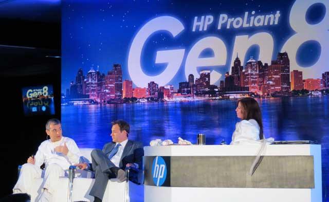HP presenta los nuevos ProLiant Gen8 en Barcelona