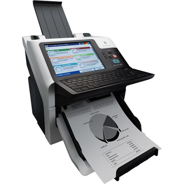 HP presenta su nueva Scanjet Enterprise 7000nx