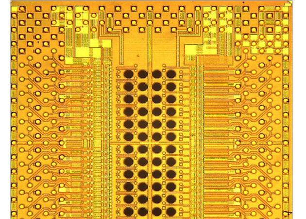 IBM rompe la barrera del terabit por segundo con el Optochip Holey