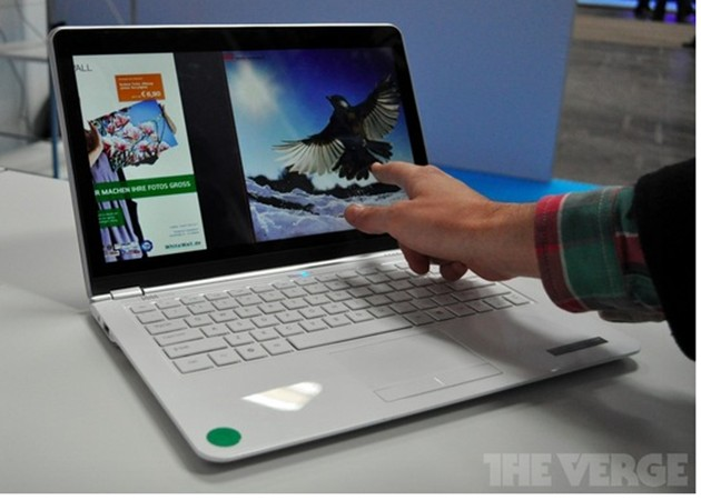 Intel presenta el ultrabook táctil ¿tiene sentido?