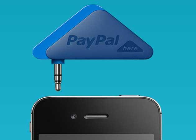 PayPal Here, plataforma mundial de pago móvil para Pymes