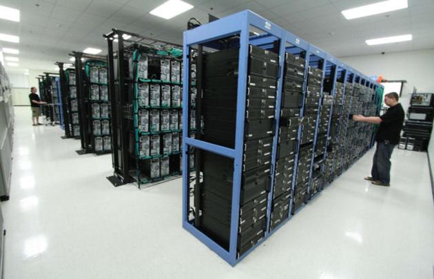 El mercado de servidores ingresa un 5,8% más en 2011