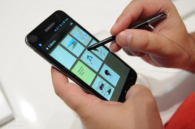 Samsung Galaxy Note tendrá Android 4.0 en el segundo trimestre del año
