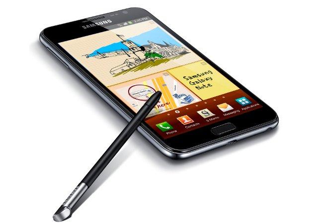 Samsung ya ha distribuido 5 millones de Galaxy Note