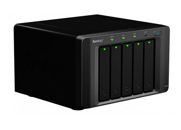 Synology DiskStation DS1512+, NAS profesional con hasta 60 Tbytes de capacidad