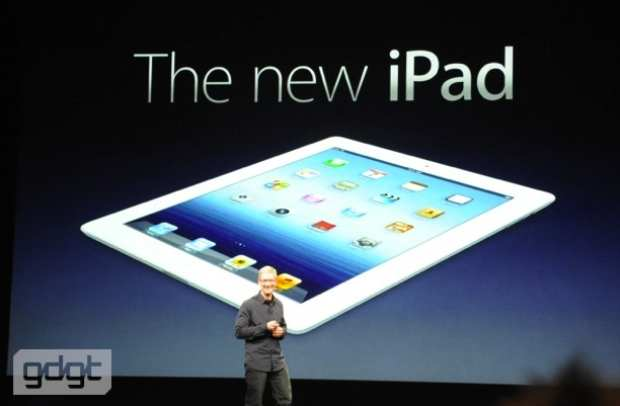 Apple ha presentado el nuevo tablet The new iPad