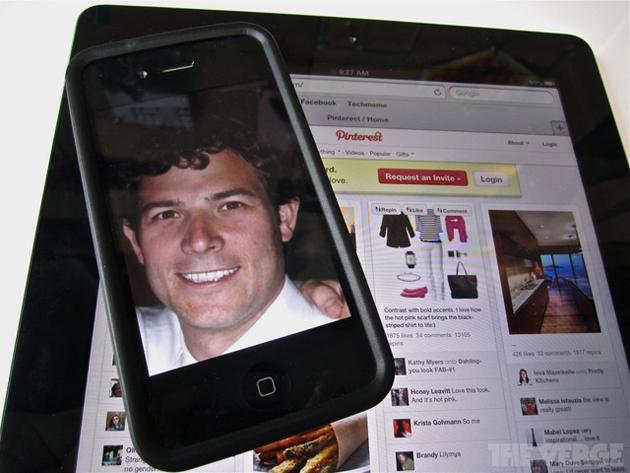 Pinterest ficha a un ex de Facebook