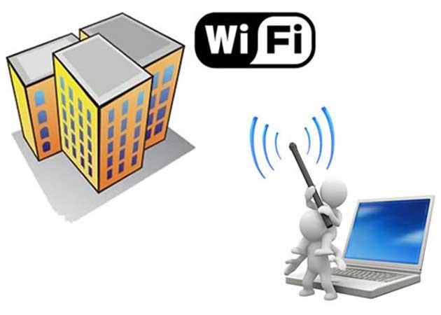 Uno de cada diez internautas navega con el Wi-Fi del vecino