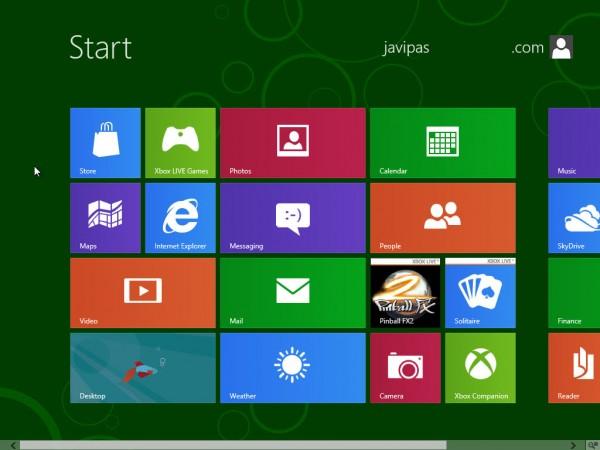 Un millón de descargas del Windows 8 Consumer Preview el primer día