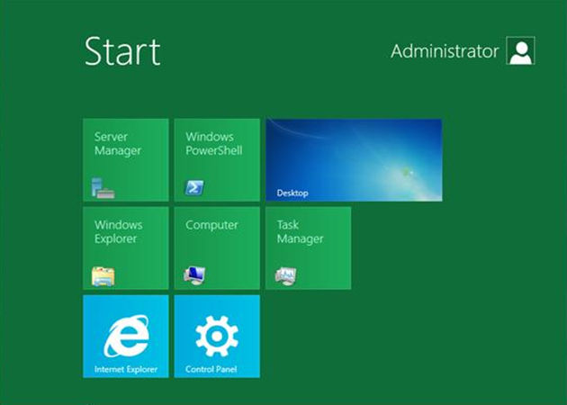 Microsoft publica la beta de Windows Server 8