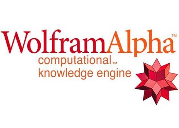 Diez usos sorprendentes del buscador Wolfram Alpha