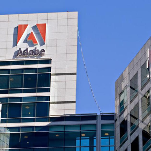 Resultados agridulces para Adobe