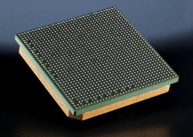 Alcatel-Lucent multiplica por cuatro la velocidad de red con su nuevo chip