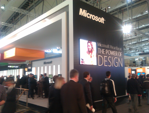 Cebit Microsoft