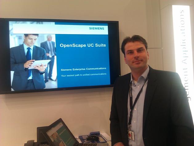 Nueva versión de la suite OpenScape UC de Siemens