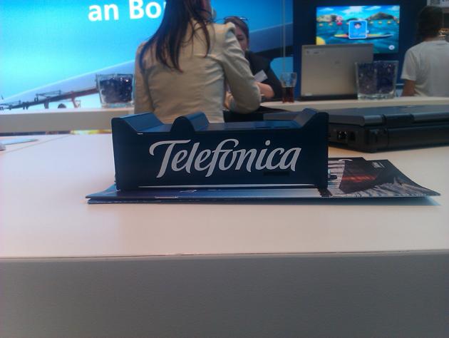 Cebit Telefónica