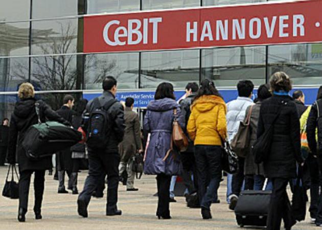 CeBIT 2012, todo preparado para la gran cita tecnólogica