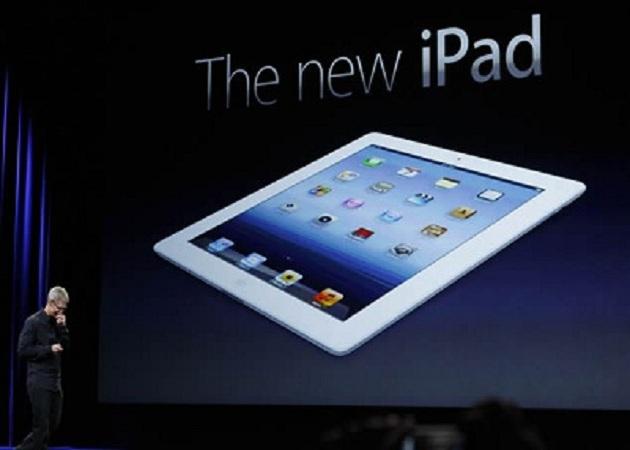 Nuevo iPad a la venta con Vodafone desde 299 euros