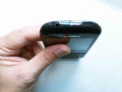 curve 9360 4 Análisis BlackBerry Curve 9360