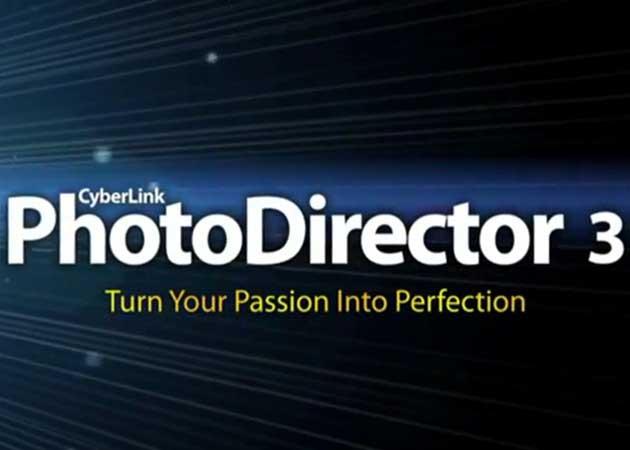 Cyberlink comercializa el PhotoDirector 3