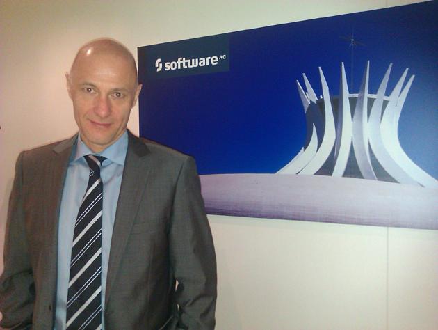 """W. Jost, de Software AG: """"El Big Data es uno de los mayores problemas para las compañías"""""""
