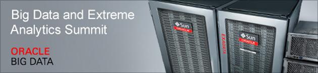 Próximo evento gratuito de Oracle sobre Big Data, el 27 de marzo
