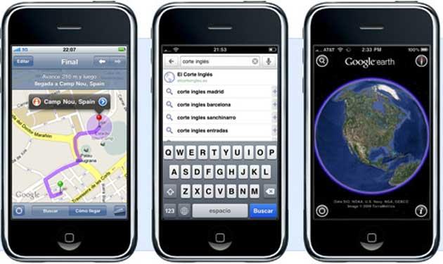 Google ingresa más por iPhone que por Android
