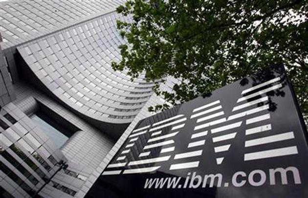 Los objetivos de crecimiento de IBM para 2015