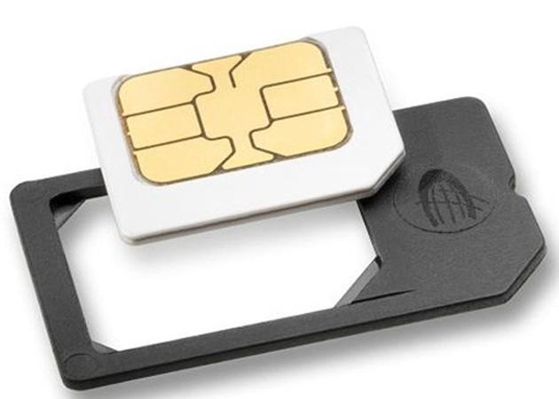 Apple licenciará gratis su nano-SIM si es estandarizada