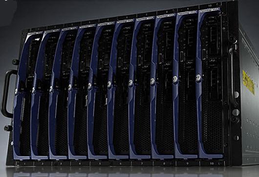 HP, líder en el cuadrante de Gartner para el mercado de servidores Blade