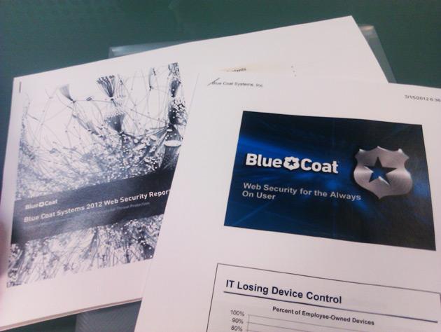 Seguridad Unificada Blue Coat: protección, control y reporte unificado
