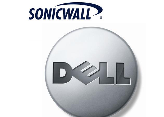 SonicWALL y Dell