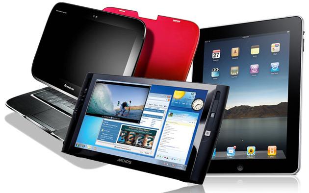 Las ventas de tabletas crecieron un 254,12% en 2011