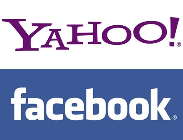 Yahoo demanda a Facebook por la infracción de 10 patentes