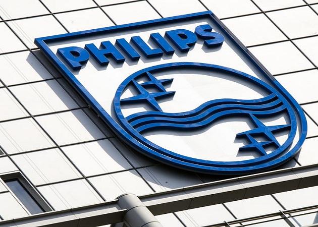 Buenas cifras para Philips en el primer trimestre del año