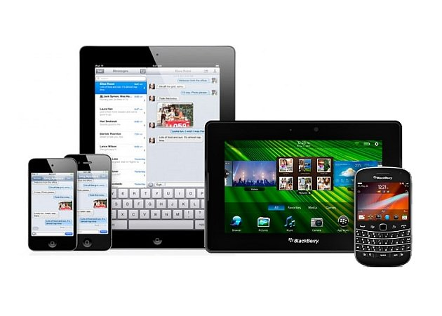 RIM lo sigue intentando y presenta BlackBerry Mobile Fusion