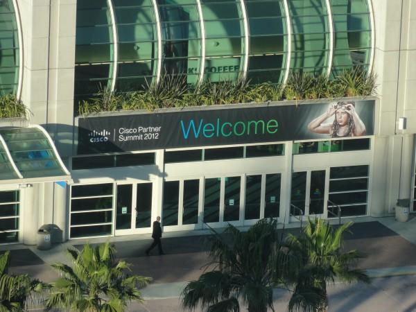 """Cisco Partner Summit 2012: """"in it to win it"""""""